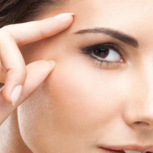 提眼瞼肌無力手術前後比對