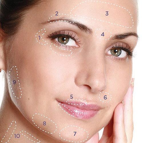 肉毒桿菌能有效除皺瘦小臉?作用部位介紹