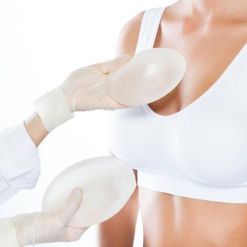 果凍矽膠隆乳手術