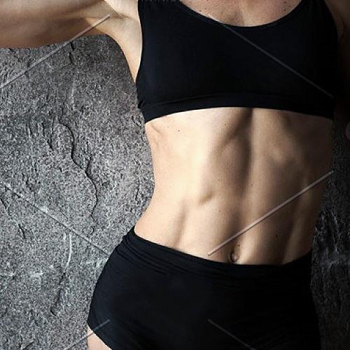 六塊肌馬甲線抽脂手術前後比對威塑水刀抽脂